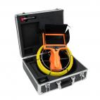 Технический промышленный видеоэндоскоп для инспекции труб BEYOND CR110-7DH для инспекции, 20 м, с записью, с выносным монитором